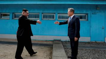 South Korea urges North Korea summit before Donald Trump Seoul visit, US door 'wide open'