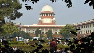 Officers with minimum 6-month tenure left to be considered for post of DGP, says SC