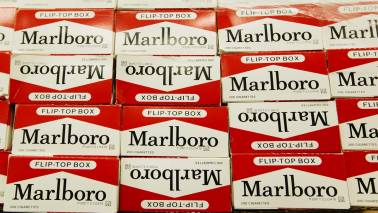 Marlboro maker leaps into the cannabis trade with $2.4B