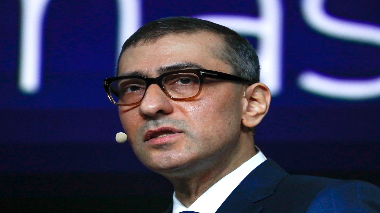 Rajeev Suri, Nokia CEO, also landed in Udaipur. Other industry leaders, such as Ericsson CEO Borje Ekholm and Paul E Jacobs, Former EC, Qualcomm have also arrived in the City of Lakes. (Image: Reuters)