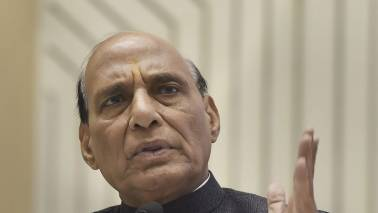 HAL has concrete orders to build Su30, LCA, Tejas and Chetak helicopters: Rajnath Singh