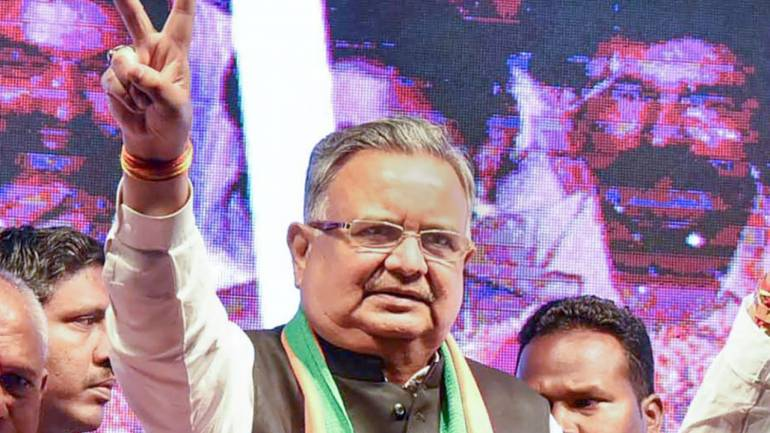 I will stay in state politics: Raman Singh