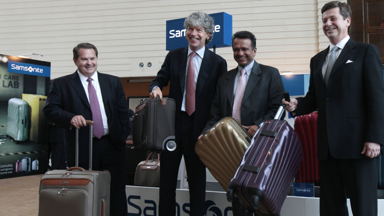 Ramesh Tainwala | Samsonite | The global chief executive of the luggage company quit following allegations of falsifying his academic credentials. Tainwala became Samsonite's Asia-Pacific head in 2011 and global CEO in 2014. According to allegations, Tainwala never completed the PhD programme that he claimed to have enrolled in 1992.