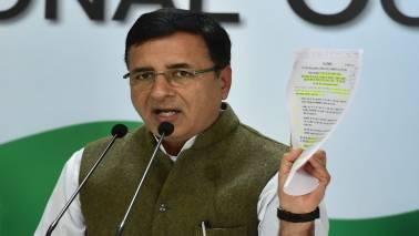Govt changes, but 'economic manhandling' remains: Congress Randeep Surjewala on RBI dy guv's resignation