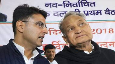 Rajasthan Election Result 2018 Highlights: Ashok Gehlot named chief minister, Sachin Pilot will be deputy CM