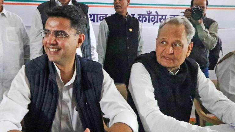 Ashok Gehlot, Sachin Pilot meet Rahul Gandhi for another round of talks on Rajasthan CM post