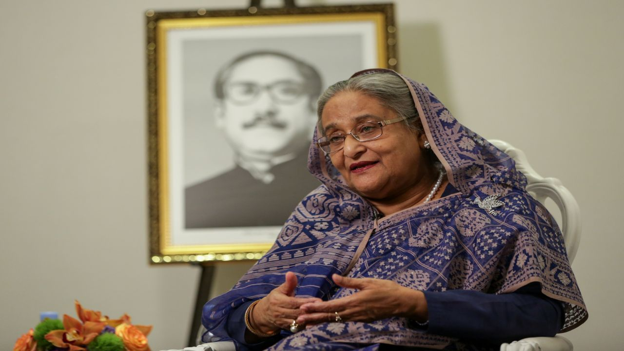 Among eminent foreign dignitaries, Bangladeshi Prime Minister Sheikh Hasina, will not be in attendance at the oath-taking ceremony. Hasina is currently on an official three-nation tour. The President of Bangladesh, Abdul Hamid, will be attending the ceremony instead.