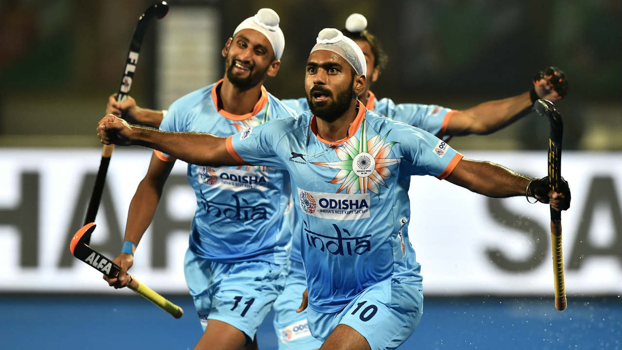 3) Simranjeet Singh |India | Goals – 3 | Matches Played – 2 | Field Goals – 2 | Penalty Corners – 1 (Image: International Hockey Federation)