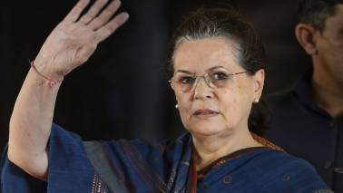 Ready to sacrifice everything to safeguard country's values: Sonia Gandhi