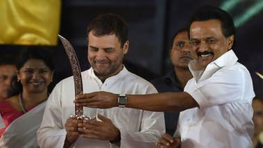 DMK chief MK Stalin vows to make Rahul Gandhi the next PM