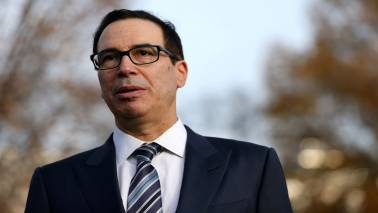 US a bright spot as Chinese, European economy slow down: Steven Mnuchin