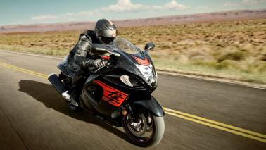 Suzuki Hayabusa production to stop from December 31, 2018: Report