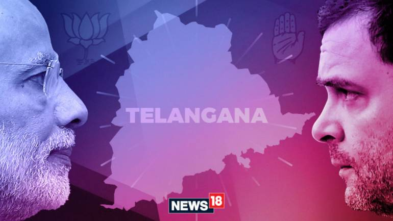 Telangana Assembly Elections 2018 constituency-wise results LIVE: Check trends, leads, seat wins