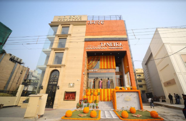 After watches, jewellery, fragrances and eyewear, Titan starts saree brand Taneira