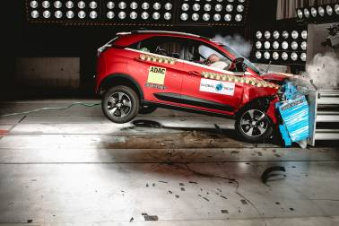 Tata Nexon gets 5-star rating in NCAP crash test, Mahindra Marazzo gets 4 stars