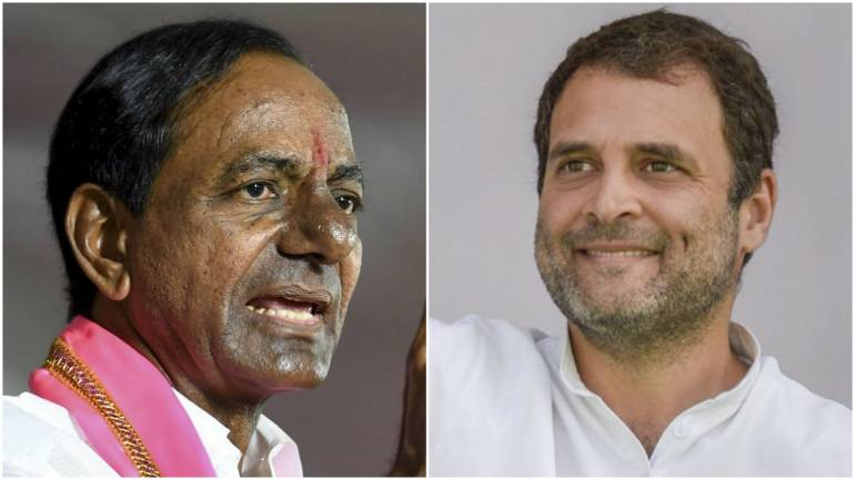 Telangana mandate will be in our favour, claim both Congress, TRS