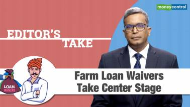 Farm loan waivers take center stage