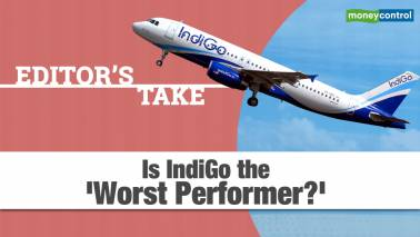 Editor's Take   Is IndiGo the 'worst performing' airline?