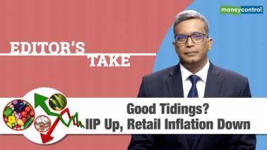 Editor's Take | Good Tidings? IIP up, retail inflation down