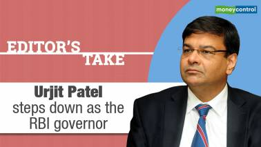 The departure of RBI governor Urjit Patel