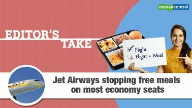 Editor's Take | Jet Airways stopping free meals on most economy seats