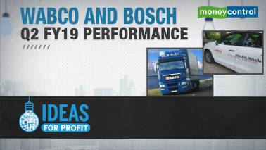 Ideas for Profit: Buy Wabco, Bosch for the long term despite sluggish demand outlook
