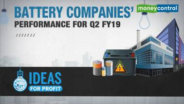 Ideas for Profit: Input costs weigh on battery companies; accumulate
