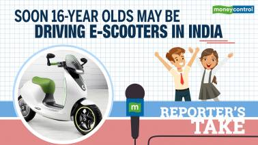 Reporter's Take | E-scooters for minors