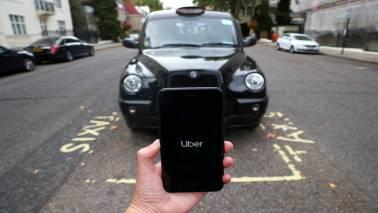 London's black cabbies lose High Court battle against Uber