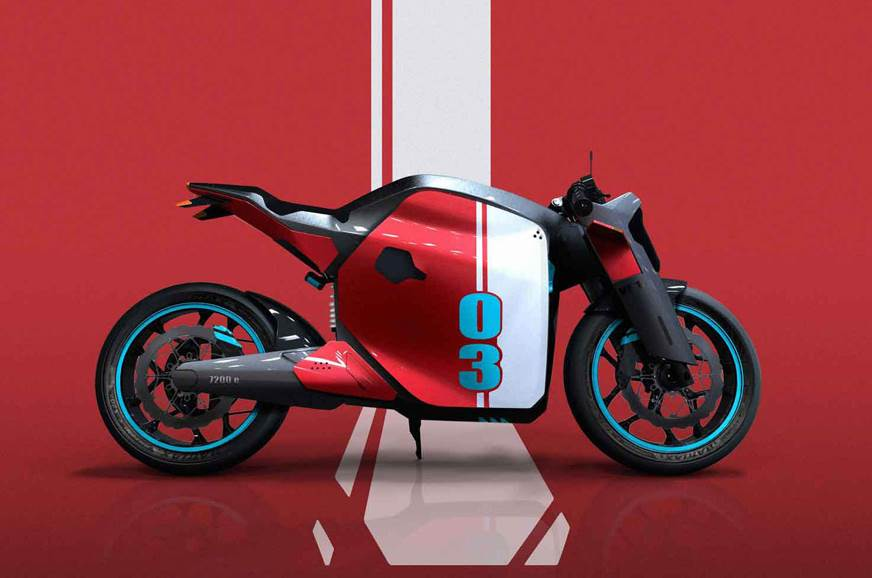 2019   Ultraviolette   The Indian electric bike start-up Ultraviolette Automotive is set to launch the radical-looking electric superbike next year. The bike which looks straight out of a sci-fi movie can attain a top speed of 150 km/hr, making it one of the fastest bikes to ever launch on Indian roads. (Image: Ultraviolette)