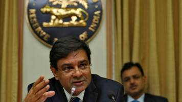 Indian Markets crawl back from sharp edges post Urjit Patel resignation, potential loss of ruling party in State elections