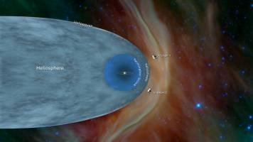 Voyager 2 probe reaches interstellar space: NASA