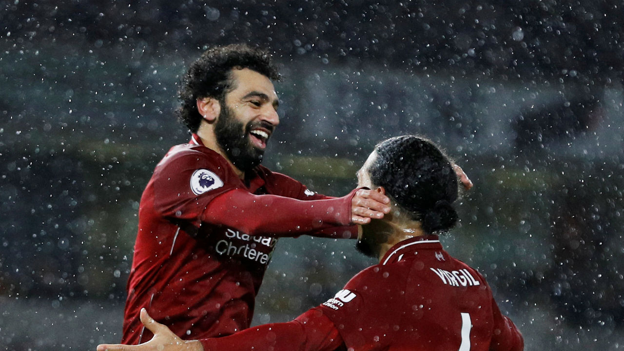 EPL GW 18 Roundup: Liverpool make merry as Palace conquer City; Ole Gunnar Solskjaer off to a flying start at United