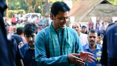 Tripura CM Biplab Deb accused of domestic violence by wife