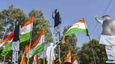 Amid Madhya Pradesh tussle, Congress approaches potential allies