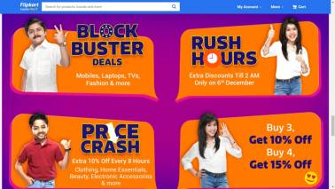 Flipkart Big Shopping Days sale: Best offers on smartphones and home appliances