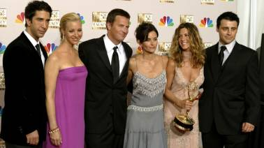 'I'll be there for you': Netflix paying AT&T $100m to keep showing popular TV series Friends