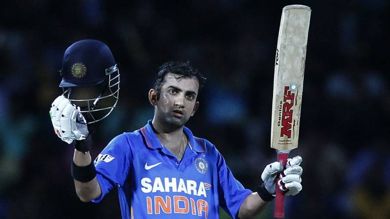 Gautam Gambhir (11 vs Bangladesh, April 2003) | Gambhir opened the innings on debut but could manage just 11 runs off 22 balls before returning to the dugout against a relatively weak Bangladesh. India ended up scoring 276 runs in that game and won the match by 200 runs after bowling out the Tigers for just 76 runs. Gambhir carved out an impressive ODI career for himself following his debut and will always be remembered for his match-winning 97-run knock in the 2011 World Cup Final. (Image: Reuters)