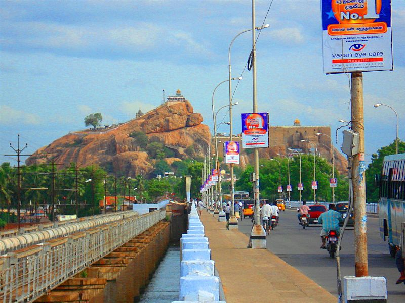 No 8 | Tiruchirappalli | Average annual growth: 8.29 (Image: Wikimedia Commons)