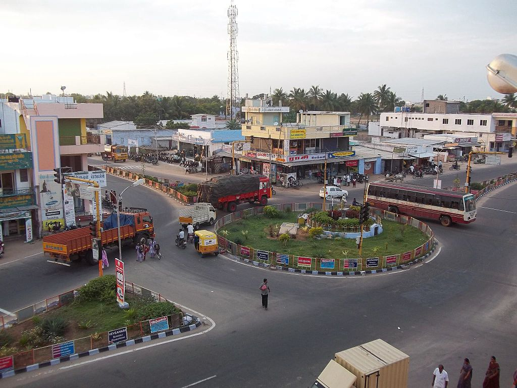 No 6 | Tiruppur | Average annual growth: 8.36% (Image: Wikipedia)