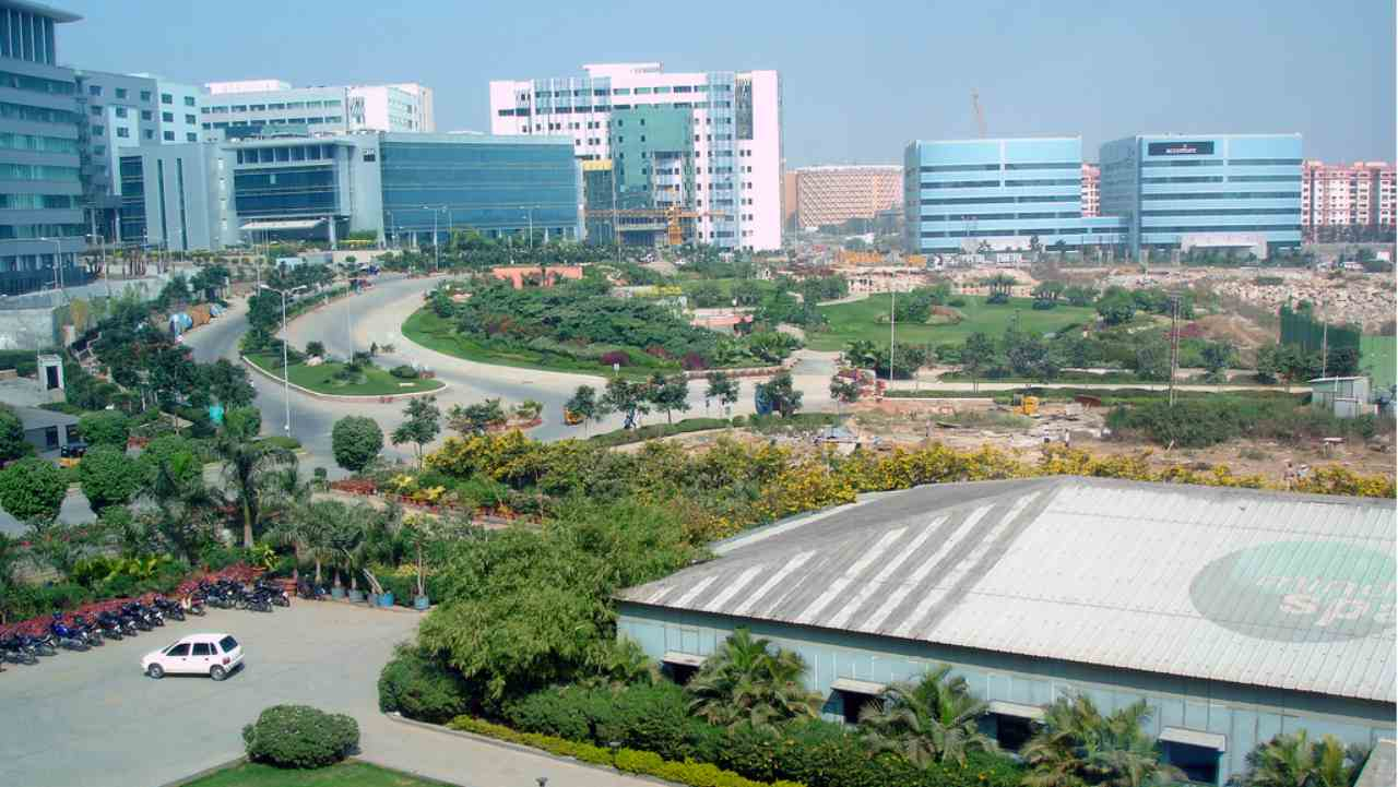 No 4 | Hyderabad | Average annual growth: 8.47%