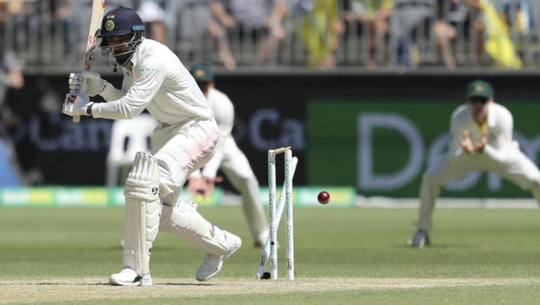Ind Vs Aus 2nd Test Day 4 India S Batting Woes Resurface To Put Australia On Course For Series Levelling Win