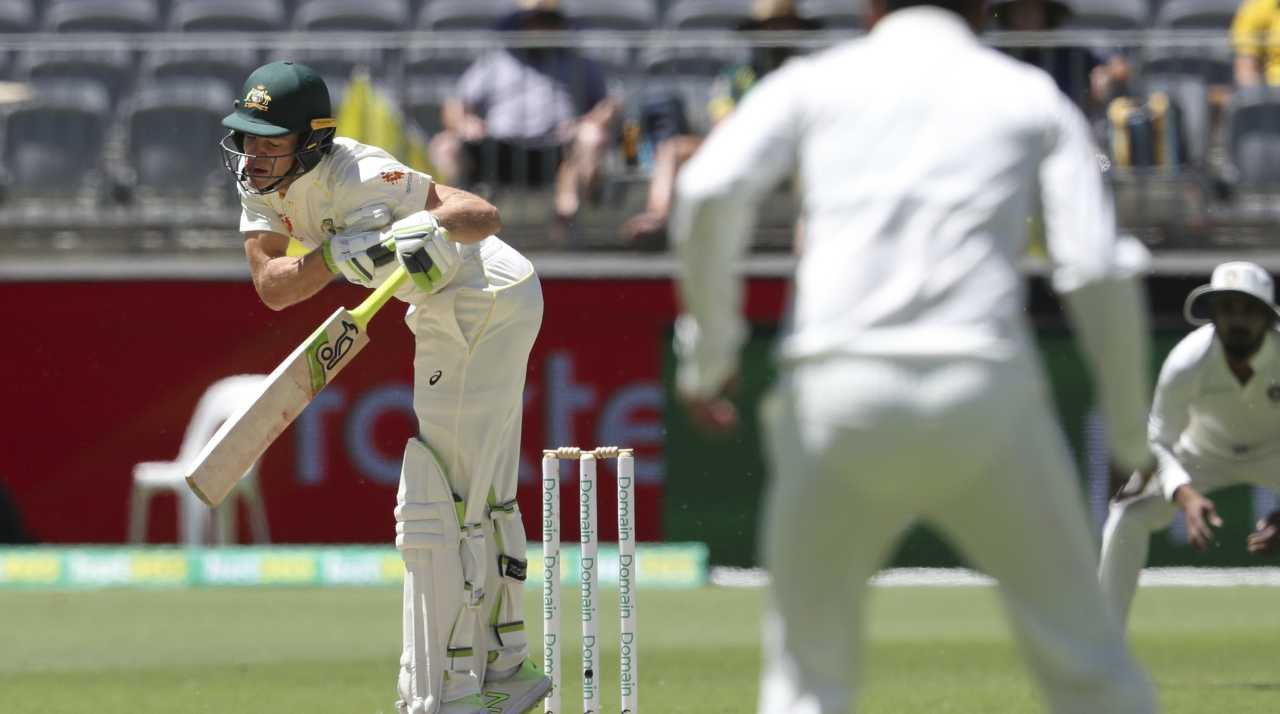 In pics  IND vs AUS 2nd Test, Day 4: Aussie bowlers leave India reeling with timely strikes