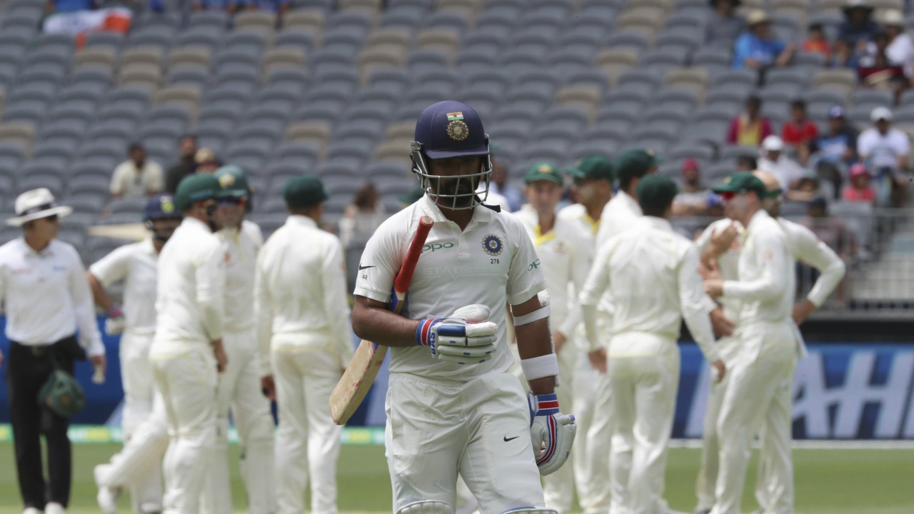 In pics| IND vs AUS 2nd Test, Day 3: Kohli, Lyon shine as match hangs in balance