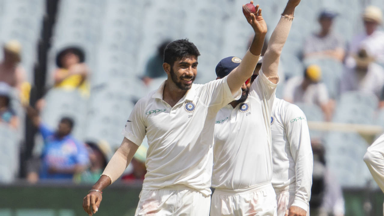 Jasprit Bumrah then wreaked havoc as he wrapped up the final three wickets within the span of 8 deliveries. He first got Paine caught behind in the 65th over and then returned to send Lyon and Hazlewood back for ducks. Bumrah finished with career-best figures of 6/33. He also became the first Asian bowler to pick up five-wicket hauls in South Africa, England and Australia in a calendar year. Australia were bowled out on 151 thus handing India a commanding led of 292 runs. (Image: AP)