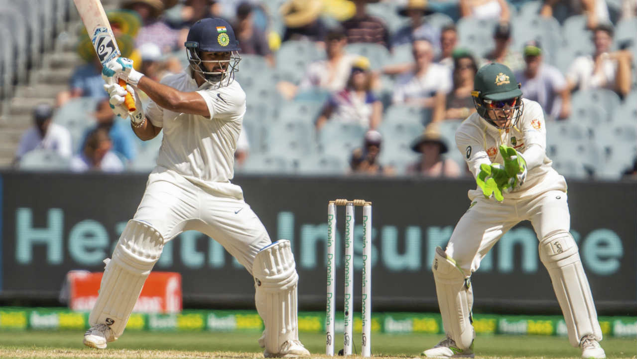 "War of words | The Test series heated up at Perth as Virat Kohli and Tim Paine had some testy exchanges. Kohli refused to acknowledge his Aussie counterpart's handshake after the Perth Test but Paine said he wasn't annoyed ""in the slightest"" by that. Paine and Rishabh Pant also shared some hilarious banter during the series which was captured by the stump mics. Paine invited Pant to babysit his kids with Pant replying by calling Paine a ""temporary captain"". (Image: AP)"