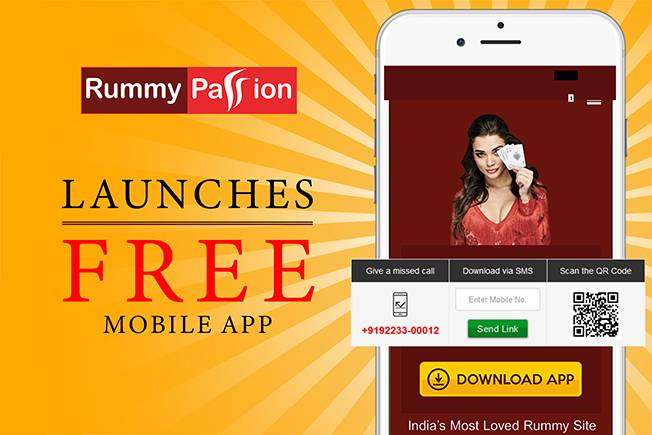 Rummy Passion launches free mobile app