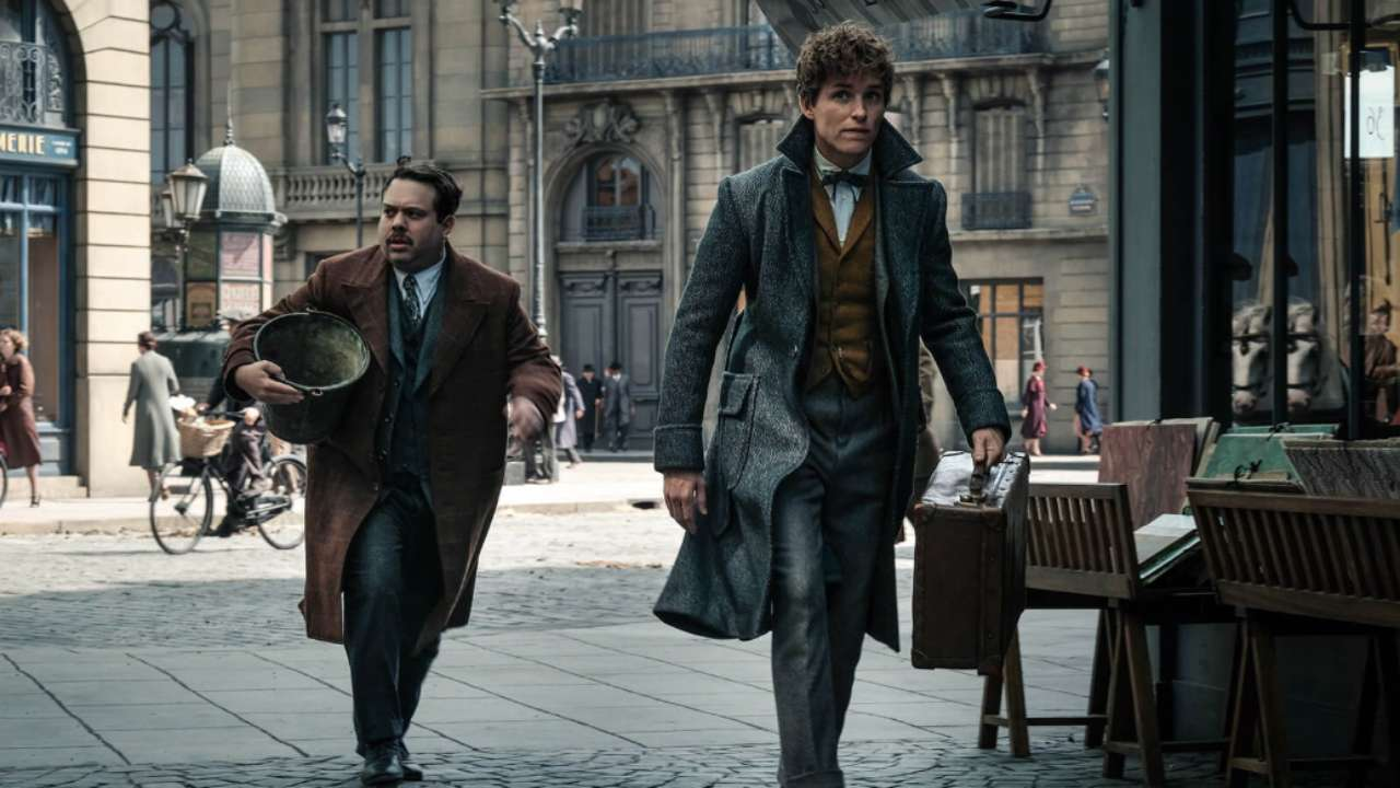 10. Fantastic Beasts: The Crimes of Grindelwald | Budget: $200 million | Box office collection: $597.3 million (Image: Fantastic Beasts)