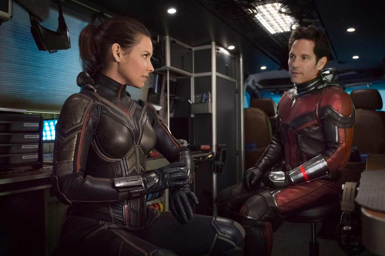 9. Ant-Man And The Wasp | Budget: $162–195 million | Box office collection: $622.7 million (Image: Marvel Studios)