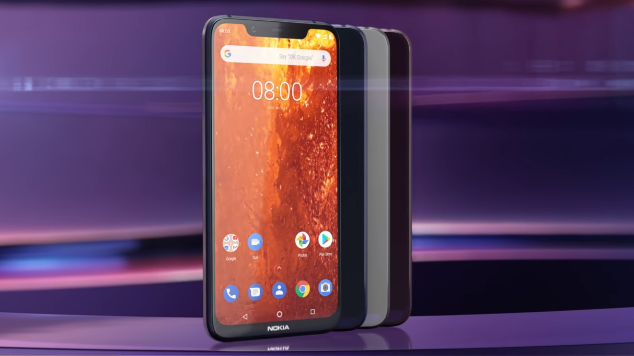 "Nokia 8.1 | Rs 18,999 | Snapdragon 710 | 4GB/64GB | Rear – 12MP + 13MP | Front – 20-megapixel | 6.18-inch FHD+ LCD | 3,500 mAh | The phrase ""old is gold"" perfectly sums up the Nokia 8.1. If you can look past the wide notch and LCD screen, the Nokia 8.1 is an excellent handset. In terms of software, the Stock Android experience on the Nokia 8.1 will be second to none on this list. Apart from excellent software, the 8.1 will also deliver in terms of both camera and performance. At under 20K, the Nokia 8.1 is the best device you can get on the software front."